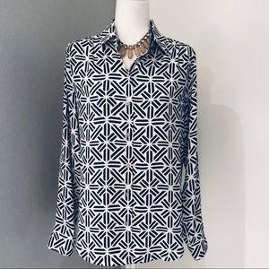 BANANA REPUBLIC | Long Sleeve Blouse